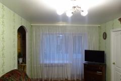 Общий вид комнаты после ремонта.