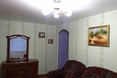 Косметический ремонт комнаты.