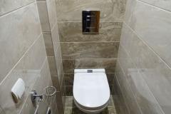 Готовый туалет.