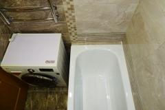 Готовая ванная комната.