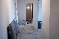 Квартира в новостройке до ремонта.