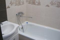 Ванная комната после ремонта.