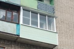 Подгонка к соседнему балкону
