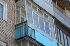 Балкон до реконструкции