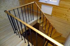 Лестница-для-дома-под-ключ