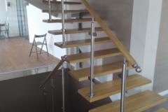 Лестница в дом на второй этаж