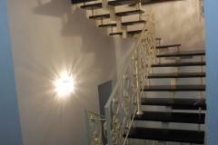 Лестница на ломаном монокосоуре