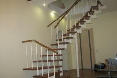 Лестница по индивидуальному проекту