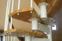 Модульный-каркас-винтовой-лестницы
