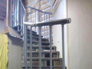 Лестница произвольной формы