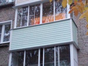 Балкон 002