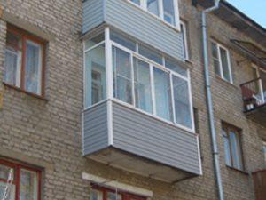 Балкон 005