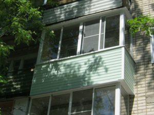 Балкон 008