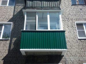 Балкон 004