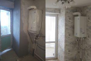 Косметический ремонт кухни в новом доме