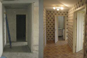 Комплексный ремонт квартиры в новостройке